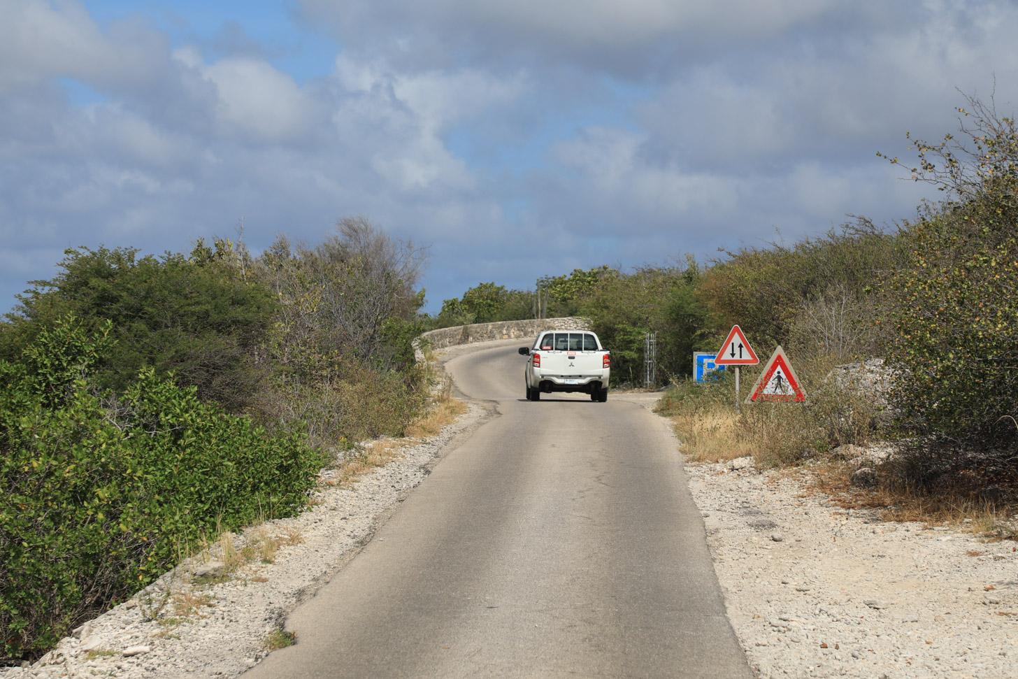 Autorijden op Bonaire