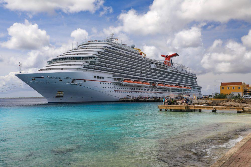 Met de cruiseboot naar Bonaire