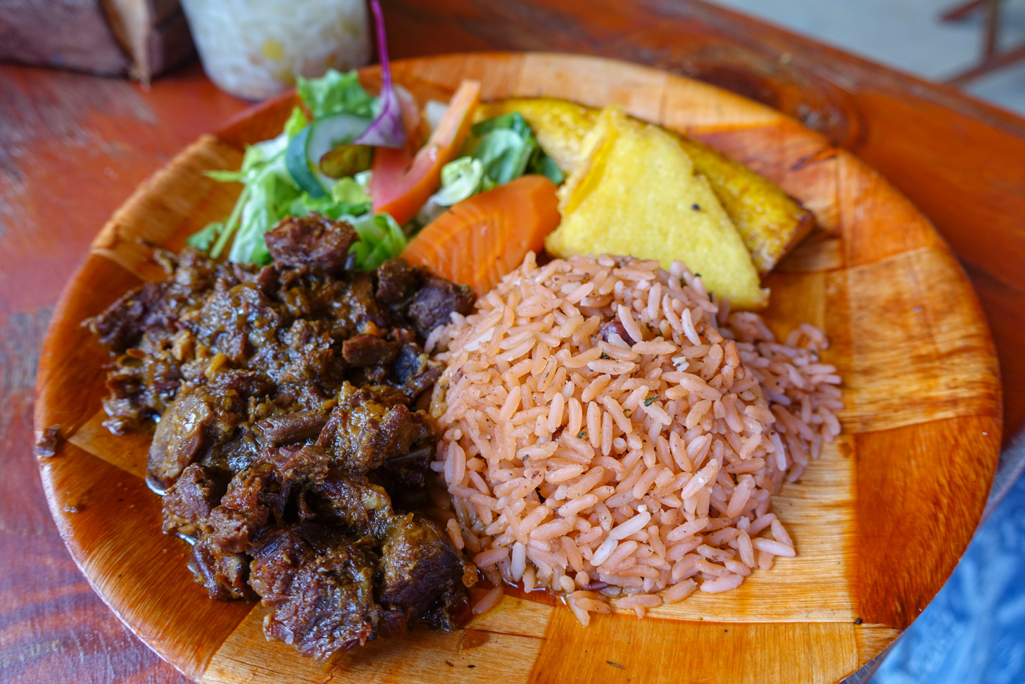 lokale gerechten op Bonaire