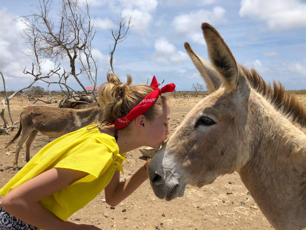 Bonaire met kinderen
